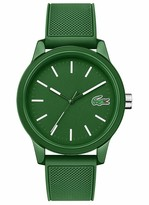 Lacoste Men's TR90 Japanese Quartz Watch with Rubber Strap