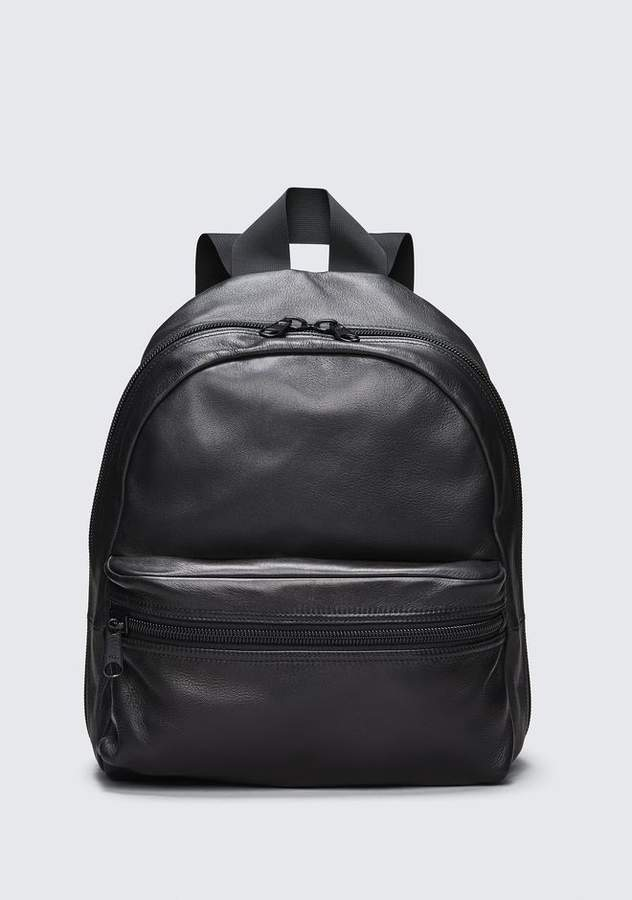 Alexander Wang SOFT LEATHER BACKPACK