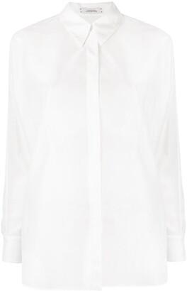 Dorothee Schumacher Transparent Fantasy cotton shirt