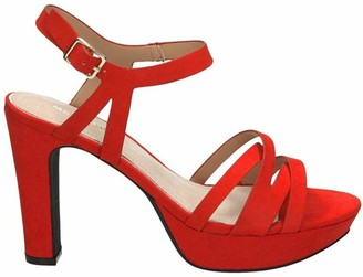 Maria Mare Mariamare Women's 67304 Ankle Strap Sandals