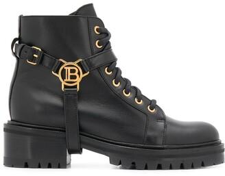 Balmain Ranger ankle boots