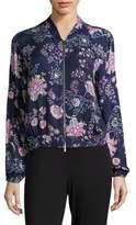 Josie Floral Lounge Jacket