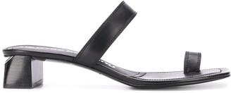 Alexander Wang Ellis 35mm toe-ring sandals