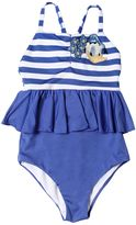 MonnaLisa Donald Duck Lycra One Piece Swimsuit