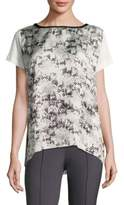 Escada Sport Ezmija Printed Short sleeveTee