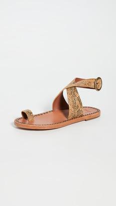 beek Hawk Toe Ring Sandals