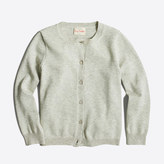J.Crew Factory Girls' Casey cardigan sweater