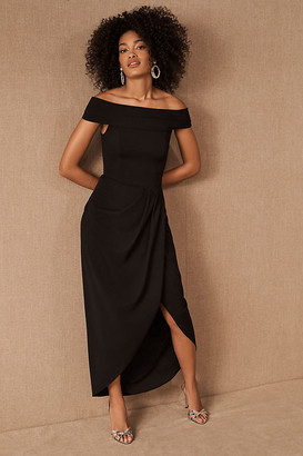 BHLDN Thompson Dress By in Black Size 0