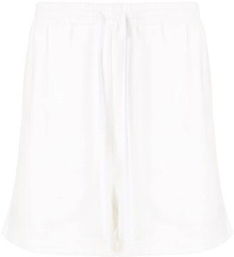 Sir. Elasticated Drawstring Waist Shorts
