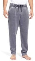 Daniel Buchler Men's Washed Cotton Blend Lounge Pants