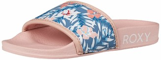 Roxy girls Rg Slippy Slide on Flip-flop Sandal