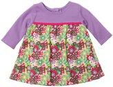 Zutano Primrose Little Dress (Baby) - Pink-Newborn