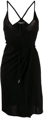 DSQUARED2 Tied Wrap Dress