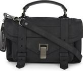 Proenza Schouler PS1 tiny leather satchel
