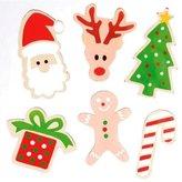 Design Ideas GelGems Bag, Small, Cookies for Santa
