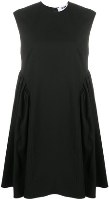 MSGM Loose-Fit Sleeveless Dress
