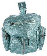 Alexander Wang Metallic Marti Backpack