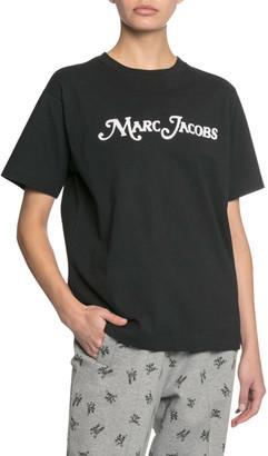 Marc Jacobs The x New York Magazine The Logo T-Shirt