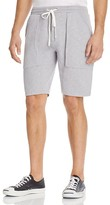 Joe's Jeans Slub Cotton Jogger Shorts