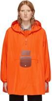 Longchamp Dheygere Orange Edition Convertible Jacket