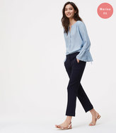 LOFT Essential Skinny Ankle Pants in Marisa Fit