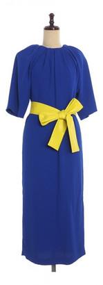 Maison Margiela Multicolour Linen Dresses