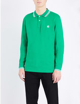 Paul Smith Slim-fit cotton-piqué polo shirt