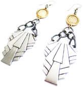 Louise Manna Egyptian Sun Earrings