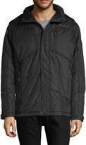 Hawke & Co Chevron Quilted Jacket
