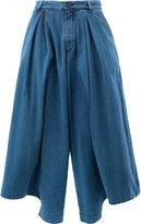 Chloé Punjabi denim trousers