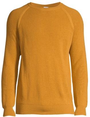 eidos Raglan-Sleeve Knit Pullover