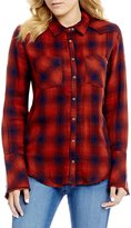 William Rast Mercer Plaid Shirt