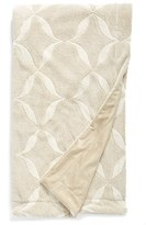 Nordstrom Jacquard Plush Throw