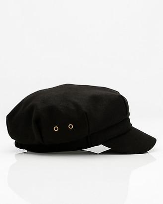 Le Château Herringbone Poor Boy Hat