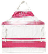 Kate Spade Eat Cake for Breakfast Striped Apron