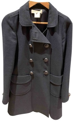 Paul & Joe Navy Coat for Women