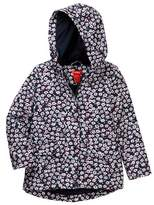Joe Fresh Rain Jacket (Toddler & Little Girls)