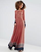 Glamorous Paisley Maxi Dress