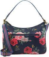 Cath Kidston Antique Rose Curve Shoulder Bag