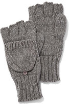 New York & Co. Lurex Convertible Knit Gloves