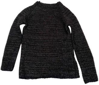 Maje Blue Wool Knitwear for Women