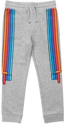 Stella McCartney Kids Rainbow Hands Sweatpants (3-14 Years)