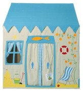 The Well Appointed House BARGAIN BASEMENT ITEM: Beach House Small Playhouse