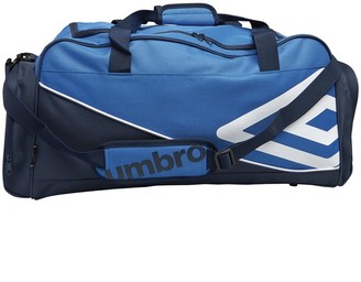Umbro Pro Training Medium Holdall Royal/Dark Navy/White