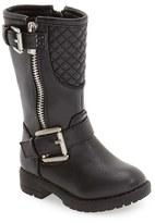 MICHAEL Michael Kors 'Dhalia Leah' Boot (Walker, Toddler, Little Kid & Big Kid)