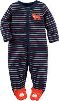 "Carter's Baby Boys' ""Sleepy Tiger"" Footed Coverall"