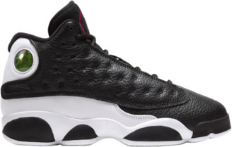 Jordan Retro 13 Basketball Shoes - Black / Gym Red / White