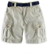 Ralph Lauren Boys 8-20 Khaki Cargo Shorts