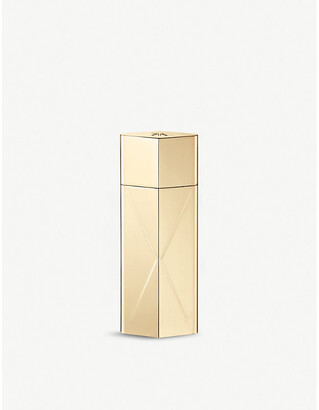 Francis Kurkdjian Globe Trotter luxury travel spray case - gold edition