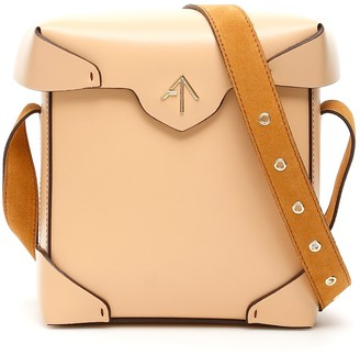 MANU Atelier Crossbody Box Bag